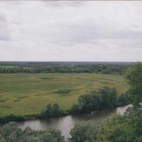 Вид из парка, Трубчевск