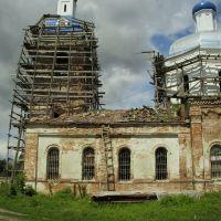 Храм на рестоврации, Трубчевск