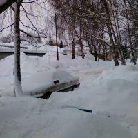 Трубчевск, Русская зима. Trubchevsk, Russian winter., Трубчевск