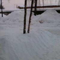 Трубчевск, Русская зима-2. Trubchevsk, Russian winter-2., Трубчевск