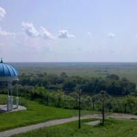 Десна возле Трубчевска, Трубчевск