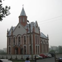 Дятьково баптистской церкви (Dyatkovo Baptist Church), Дятьково