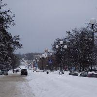 Зимний город, Дятьково