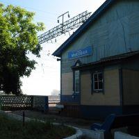 ст. Мысовая, Вокзал, Бабушкин