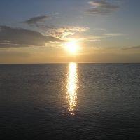 Закат на Байкале, Бабушкин