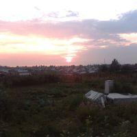 Вид на байкал с участка, Бабушкин