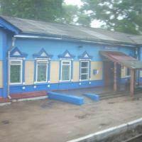Станция Мысовая, Бабушкин