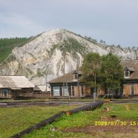 Белая Гора, Багдарин