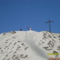 Поклонный крест, Багдарин