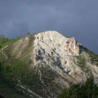 White Mounting, Багдарин