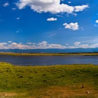 Valley of the river Barguzin, Баргузин