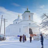 Спасо-Преображенский храм, Баргузин
