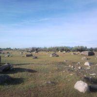 Ининский Сад камней, Баянгол