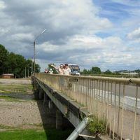 мост в Бичуре, Бичура