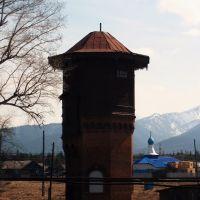 Водонапорная башня, Выдрино, 20.04.2014, Выдрино