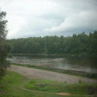 Река Снежная, Выдрино