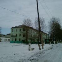 Школа, Выдрино