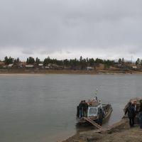переправа в с.Усть-Муя, Гусиное Озеро