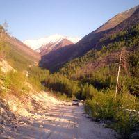 карьер Молодежный близь р.Мудирикан, Гусиное Озеро