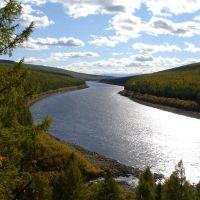 Устье Медвежьего ручья, Гусиное Озеро