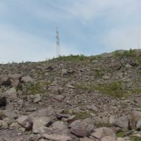 Высшая точка дороги Бодайбо-Таксимо, Гусиное Озеро