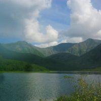 Озеро Ленковое, Гусиное Озеро