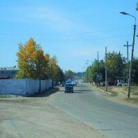 Вид на центр, Заиграево