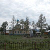 Свято – Никольский храм, Закаменск