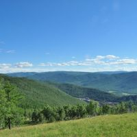mountains, Закаменск