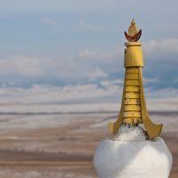 Буддийские знаки, Иволгинск