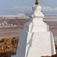 Буддийская ступа, Иволгинск