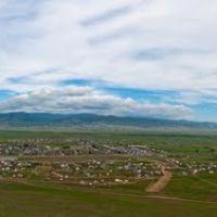 Панорама Иволгинска, Иволгинск