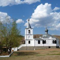 Церковь староверов. The Old Believers Church., Илька