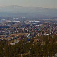 Улан-Удэ.Поселок Восточный, Илька