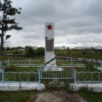 Памятник партизанам, погибшим в годы гражданской войны., Каменск