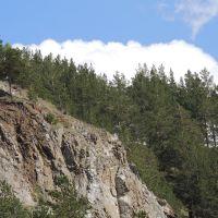 Каменская скала, Каменск