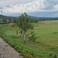 Транссиб, перегон Бада - Жипхеген, Кижинга