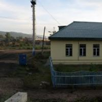 Станция Новопавловка Забайкальской железной дороги, 25.06.2011, Кижинга