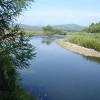 Река Арей, Кижинга