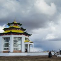 Бурятия.Кижинга.Дворец Будды Шакьямуни, Кижинга