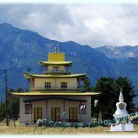 Поезка по Баргузинской долине, Международный буддийский центр возле Курумкана, Курумкан
