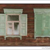 Window in window (Kurumkan, 1993), Курумкан