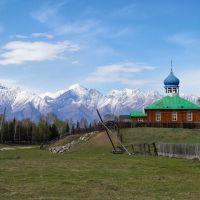 Церковь Иннокентия Иркутского в селе Кырен, Кырен