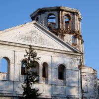 Развалины Собора, Кяхта