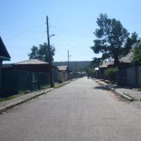 Улица Петрова, Кяхта
