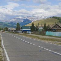 Поселок Монды (Settlement Mondy), Монды