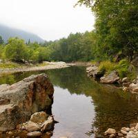 р. Снежная (Хамар-Дабан, 2008); Snezhnaya river (Hamar-Daban, 2008), Петропавловка