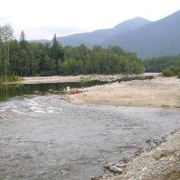 Река Снежная, Петропавловка