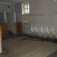 Nauski Train Station Toilet (Russia), Петропавловка