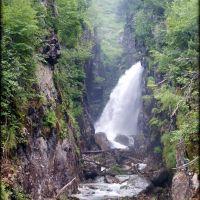 водопад Сказка- © BAIKAL-ECO.COM, Петропавловка